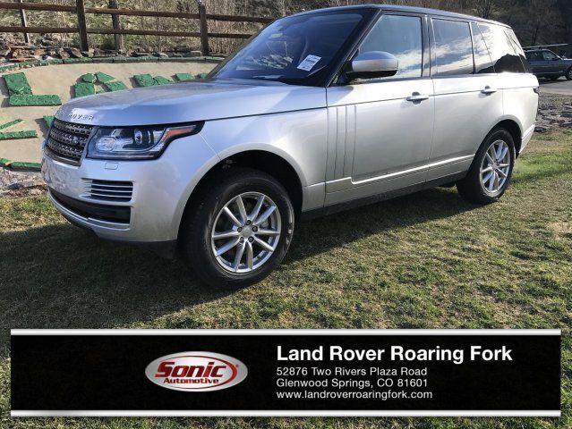 New 2016 Land Rover Range Rover Details
