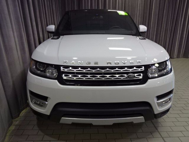 Certified Pre Owned 2016 Range Rover Sport Details