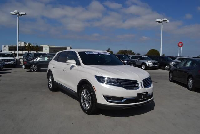 2016 Lincoln MKX FWD 4dr Select