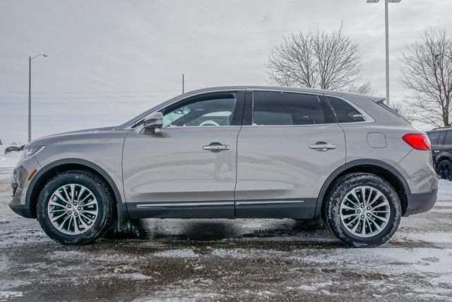 2016 Lincoln MKX AWD 4dr Select
