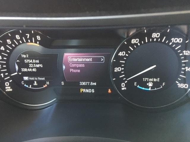 2016 Lincoln MKZ w/Navigation