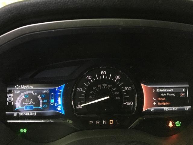 2016 Lincoln MKZ HYBRID Hybrid w/Navigation