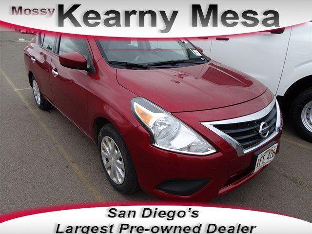 Mossy Nissan Kearny Mesa >> 2016 Nissan Versa For Sale In San Diego San Diego Area