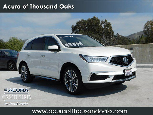 Acura MDX For Sale In Thousand Oaks Thousand Oaks Area Dealership - Acura mdx for sale