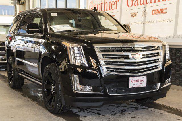 2017 Cadillac Escalade For Sale Winnipeg Cadillac Winnipeg Gauthier