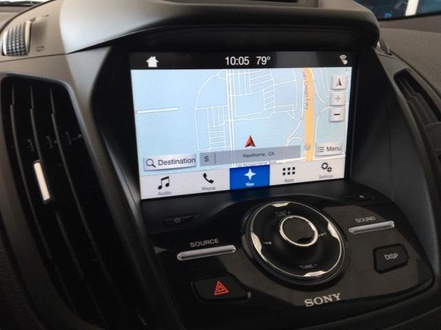 2017 Ford Escape Titanium w/Navigation