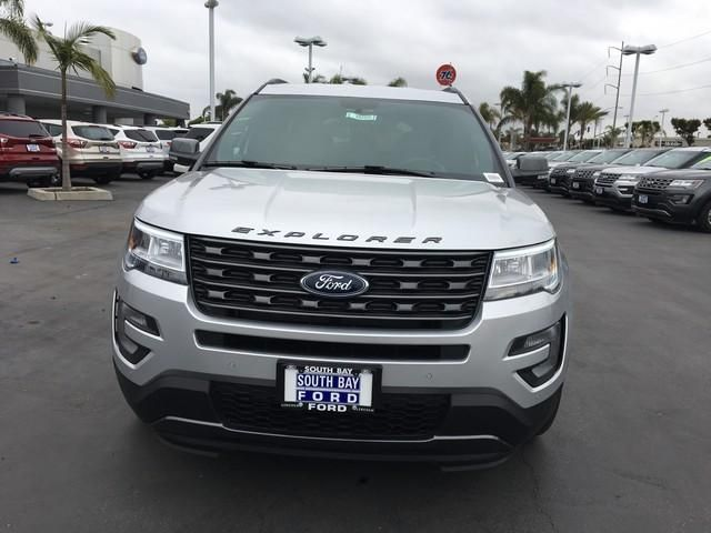 2017 Ford Explorer XLT FWD