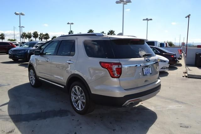 2017 Ford Explorer Limited FWD