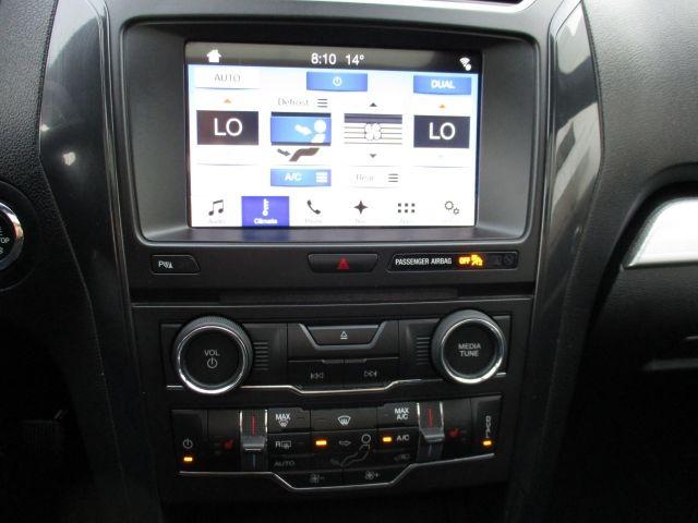 2017 Ford Explorer 4WD XLT LEATHER TRAILER TOW PKG MOONROOF NAVI