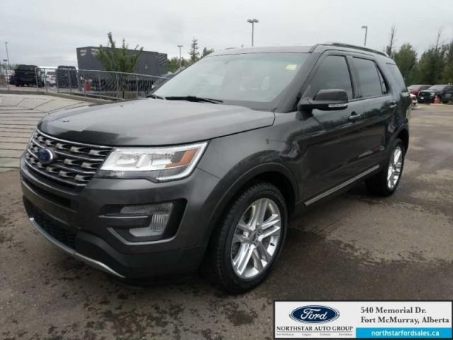 2017 Ford Explorer XLT|3.5L|Rem Start|Nav|Trailer Tow Pkg Class III