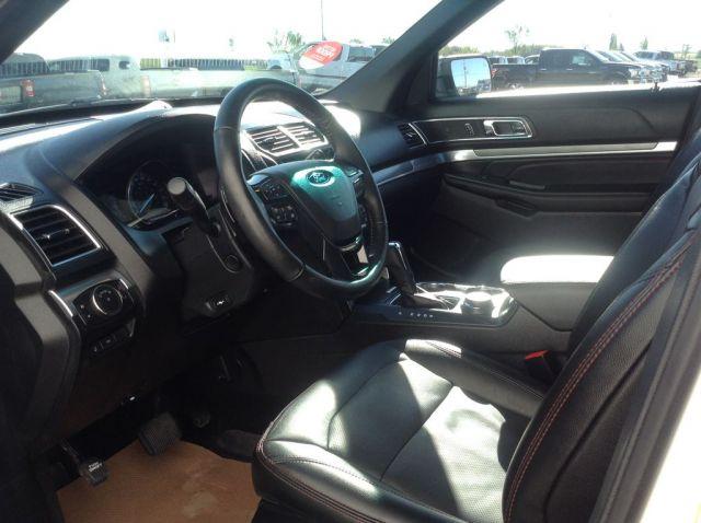 2017 Ford Explorer 4 Door Sport Utility