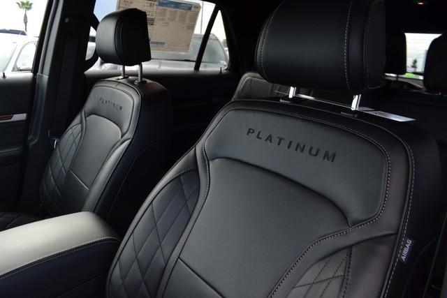 2017 Ford Explorer Platinum 4WD