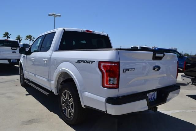 2017 Ford F-150 XLT 2WD SuperCrew 5.5 Box