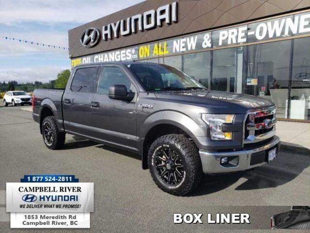 2017 Ford F-150 XLT   -  After market Rims/Tires
