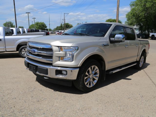 2017 Ford F 150 Lariat >> 2017 Ford F 150 Lariat One Owner On Sale White Gold 5 0