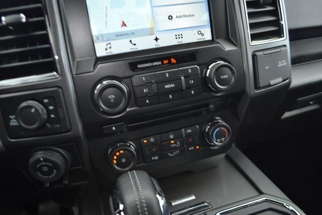 2017 Ford F-150 PK F150 4X4 SS CRW