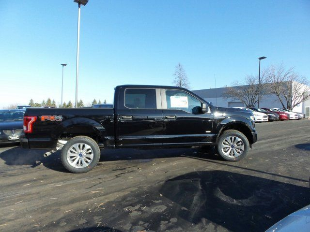 new 2017 ford f 150 stx 4x4 perry mi. Black Bedroom Furniture Sets. Home Design Ideas