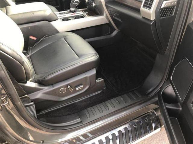 2017 Ford F-150 LARIAT-NAV/TOW MIRRORS/SPRAY-IN LINER/ATV RAMPS