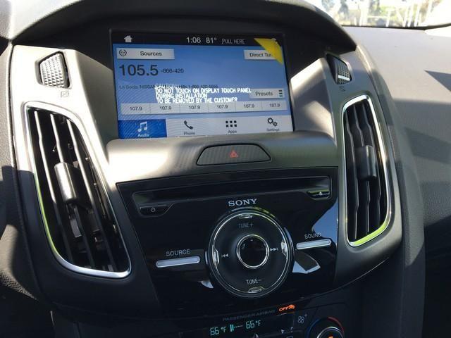 2017 Ford Focus SEL Sedan