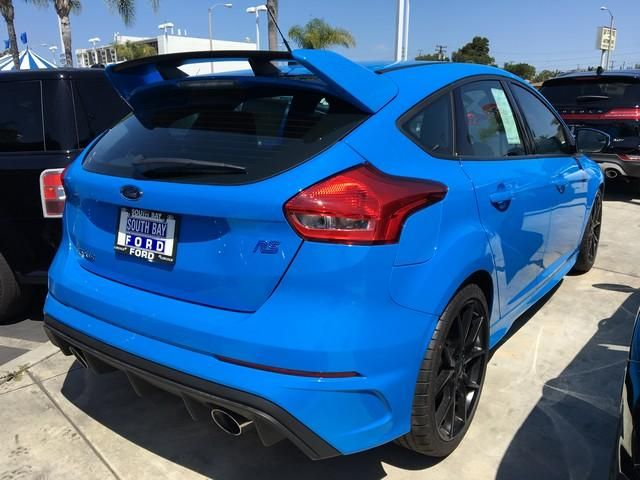 2017 Ford Focus RS Hatch