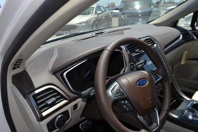 2017 Ford Fusion Titanium FWD