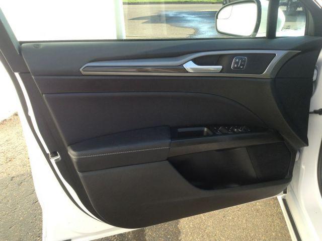 2017 Ford Fusion 4 Door Car