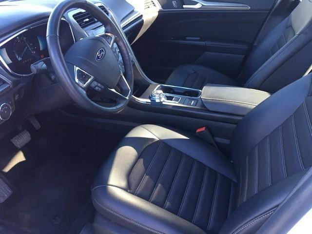 2017 Ford FusionHYBRID Hybrid SE FWD