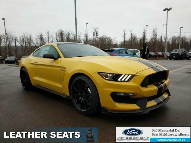 2017 Ford Mustang Shelby GT350|5.2L|526HP|Convenience Pkg|Painted Black Roof|Black