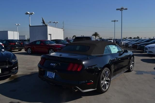 2017 Ford Mustang GT Premium Convertible