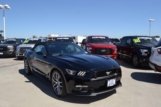 Ford X Plan Pricing >> 2017 Ford Mustang GT Premium Convertible Los Angeles CA ...