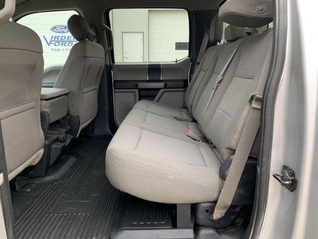 2017 Ford Super Duty F-250 SRW XLT XLT CREW CAB 4X4 6.2L V8 GAS