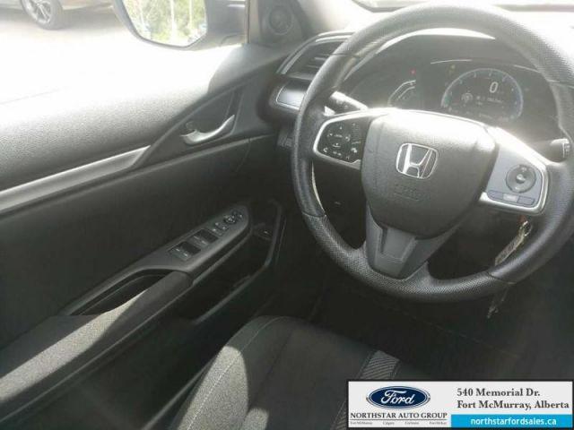 2017 Honda Civic Sedan LX|2.0L|Heated Seats|Back-up Camera