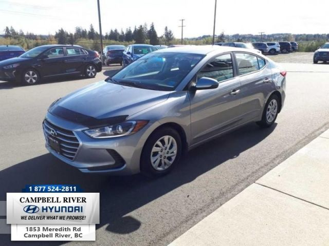 2017 Hyundai Elantra L Man   - Heated Seats