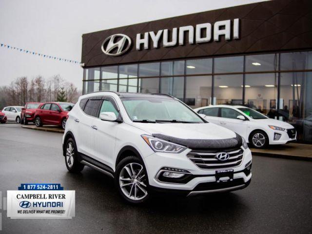 2017 Hyundai Santa Fe Sport 2.0T Limited  One Owner!