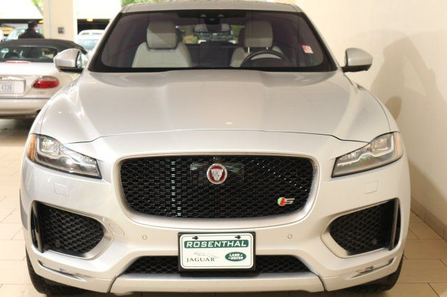 pre owned 2017 jaguar f pace for sale in vienna va jaguar usa. Black Bedroom Furniture Sets. Home Design Ideas