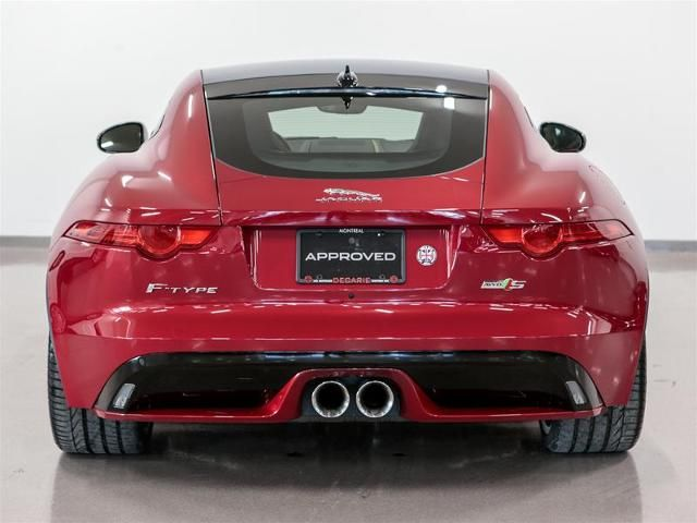Certified 2017 Jaguar F Type For Sale In Montreal Quebec Jaguar Usa