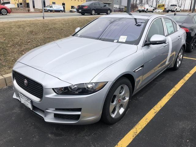 New 2017 Jaguar XE For Sale In Warwick, RI | Jaguar USA