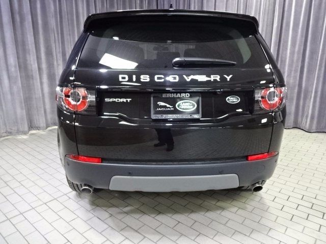 Land Rover Farmington Hills >> Certified Pre-Owned 2017 Discovery Sport Details