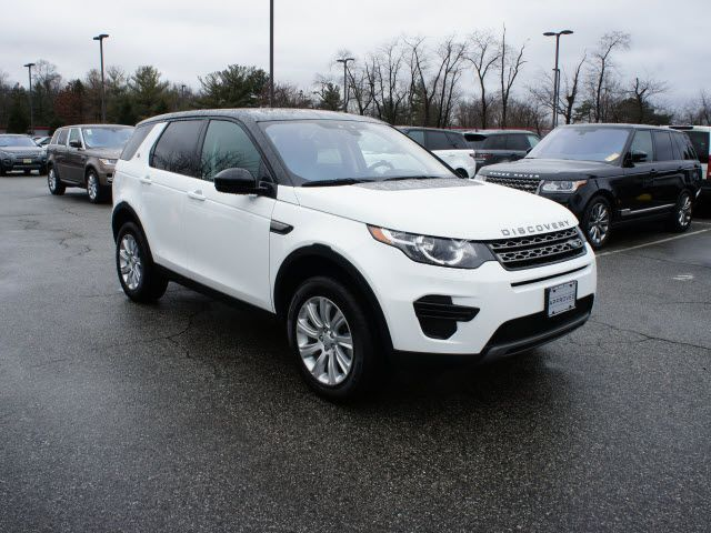 Land Rover Parsippany >> Certified Pre-Owned 2017 Discovery Sport Details