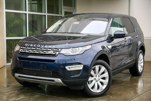 2017 Land Rover Discovery Sport Hse Lux >> Certified Pre-Owned 2017 Discovery Sport Details