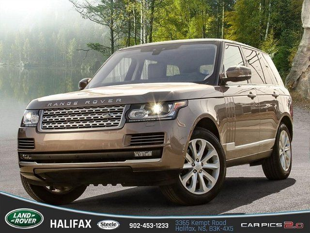 Land Rover Halifax >> Certified Pre Owned 2017 Range Rover Details