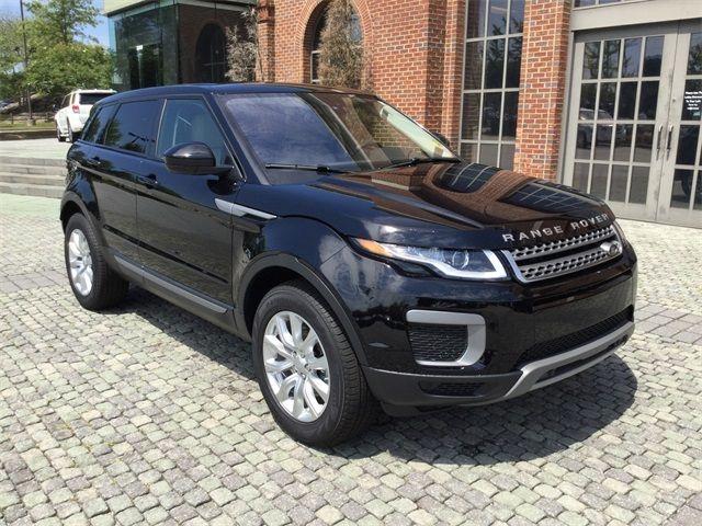 Range Rover Gwinnett >> New 2017 Land Rover Range Rover Evoque Details