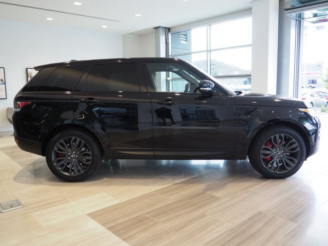 2017 Land Rover Range Sport Supercharged Dynamic