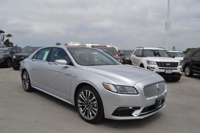 2017 Lincoln Continental Reserve FWD