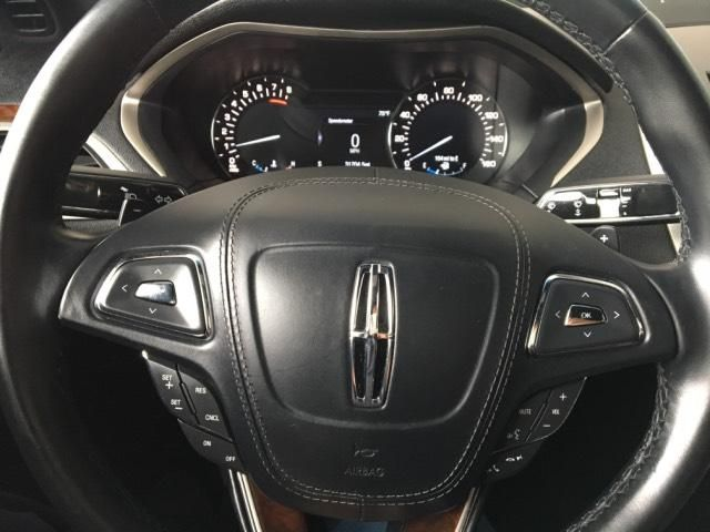 2017 Lincoln MKZ w/Navigation