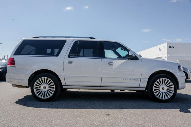 2017 Lincoln Navigator L 4WD 4dr Select