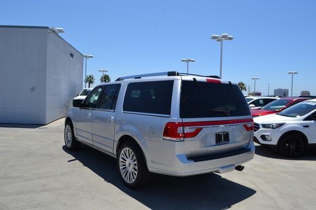 2017 Lincoln Navigator L 4x4 Select