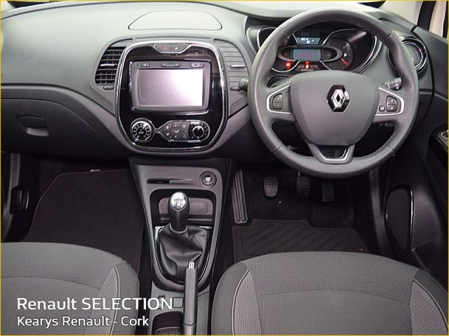 used cars 2017 renault captur intense black pack near. Black Bedroom Furniture Sets. Home Design Ideas