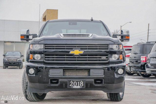 2018 Chevrolet Silverado 2500HD .00