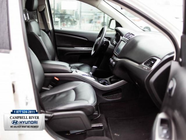 2018 Dodge Journey Crossroad  - Leather Seats